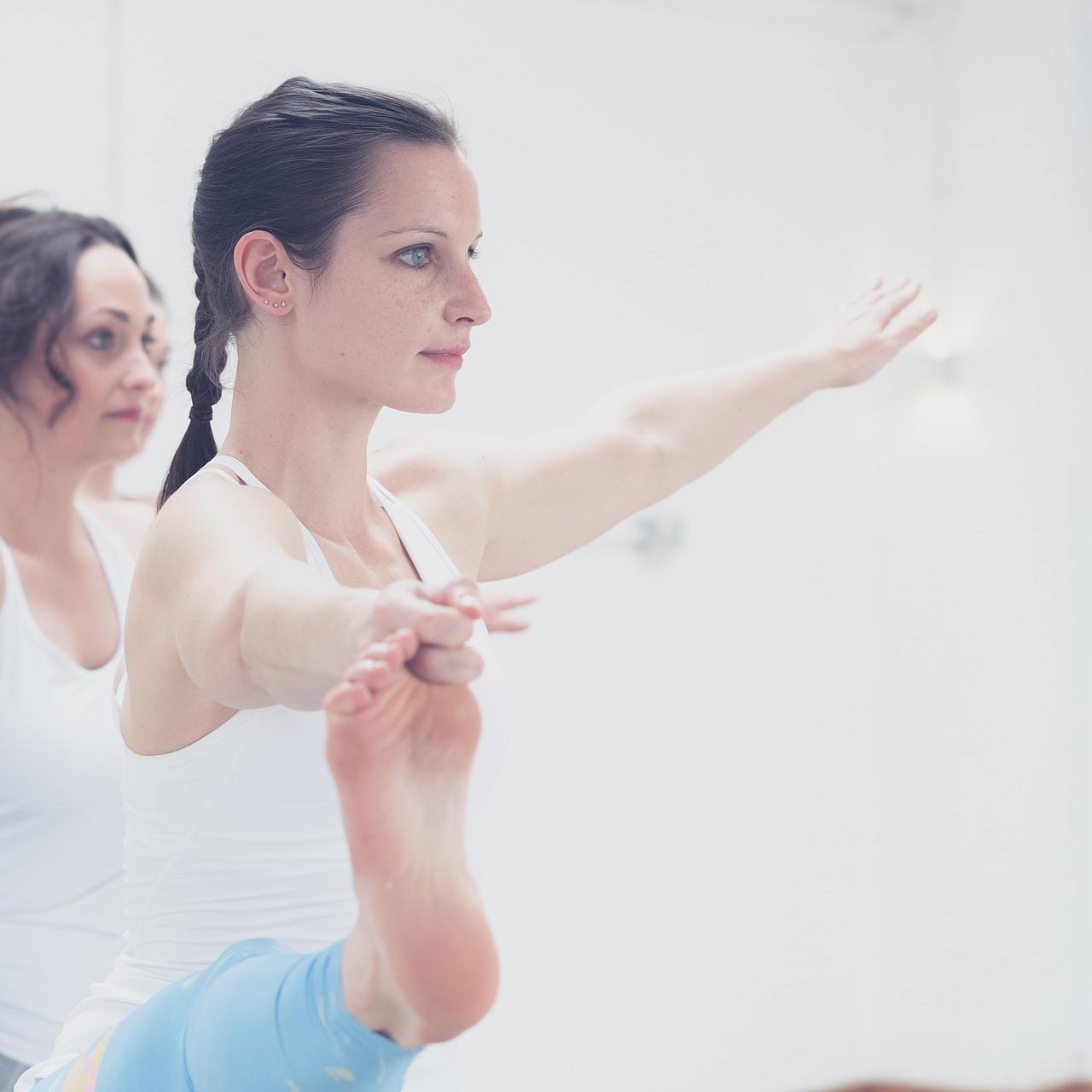 Hormonalna joga. Joga a żeńskie hormony