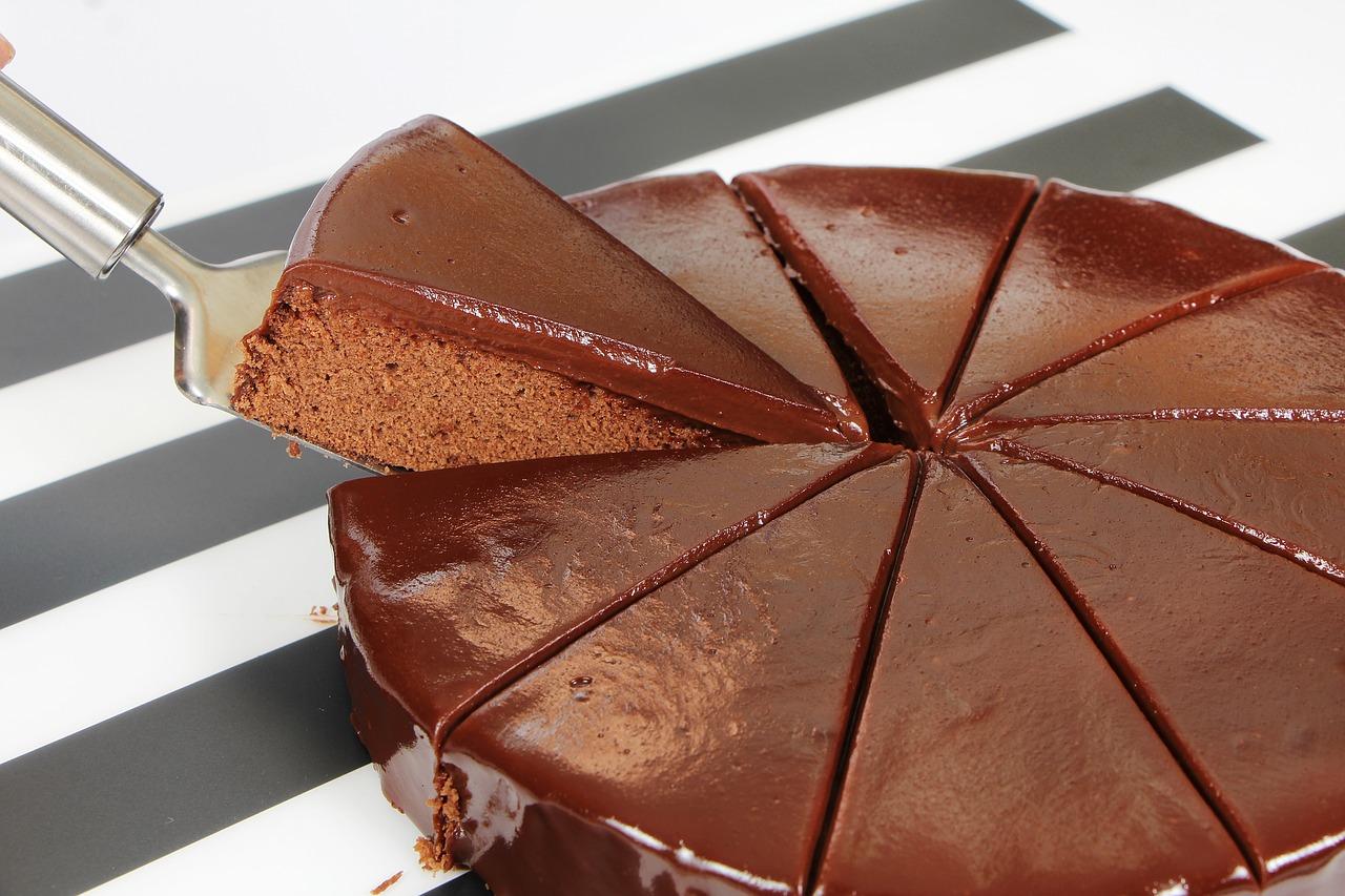 Ciasto mega czekoladowe